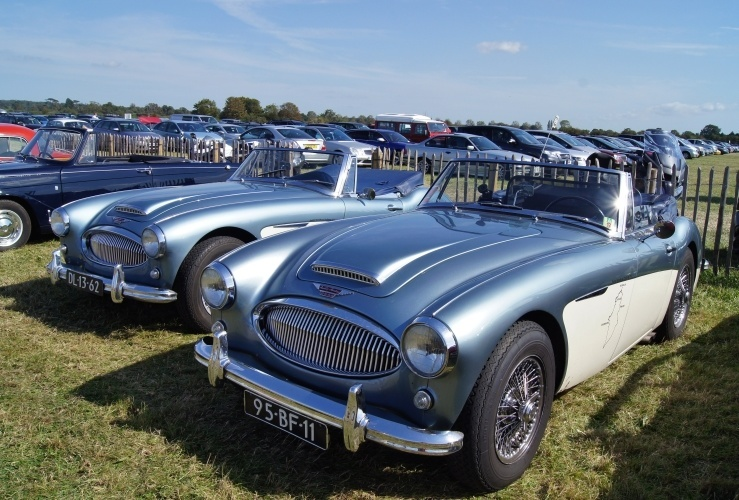 The UK's Best Classic Car Shows & Events – When & Where?