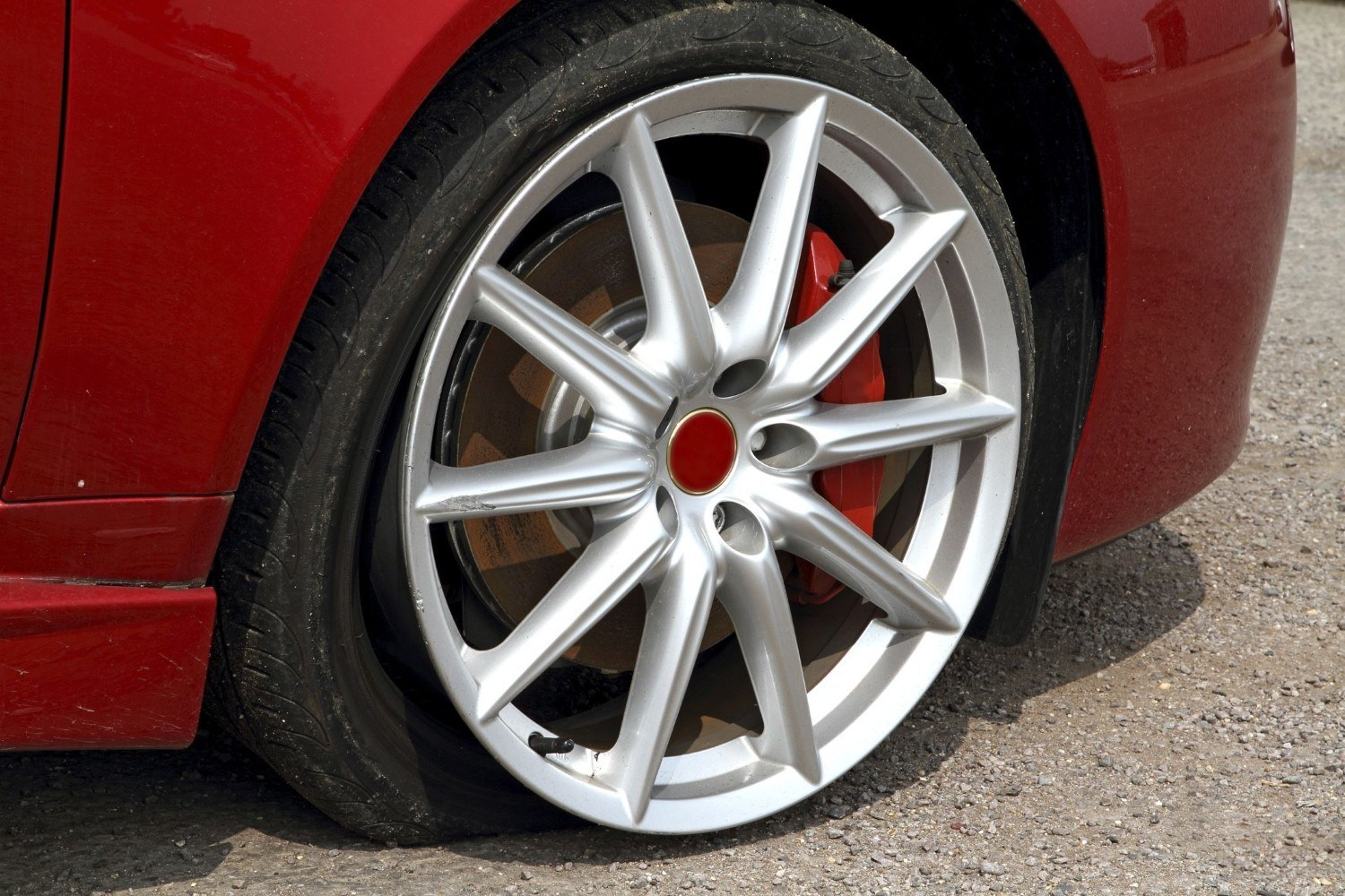 What To Do If You Get A Flat Car Tyre Startrescue Co Uk